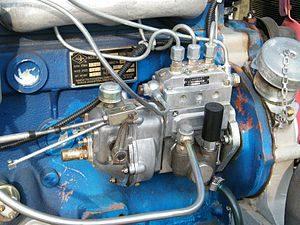 Установка ТНВД, форсунок, трубок высокого и низкого давления Д-245