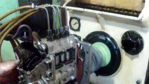 ТНВД дизельного двигателя Д-245 - устройство и регулировки