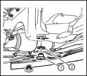 Как выполнить замену масла в двигателе Chevrolet Cruze